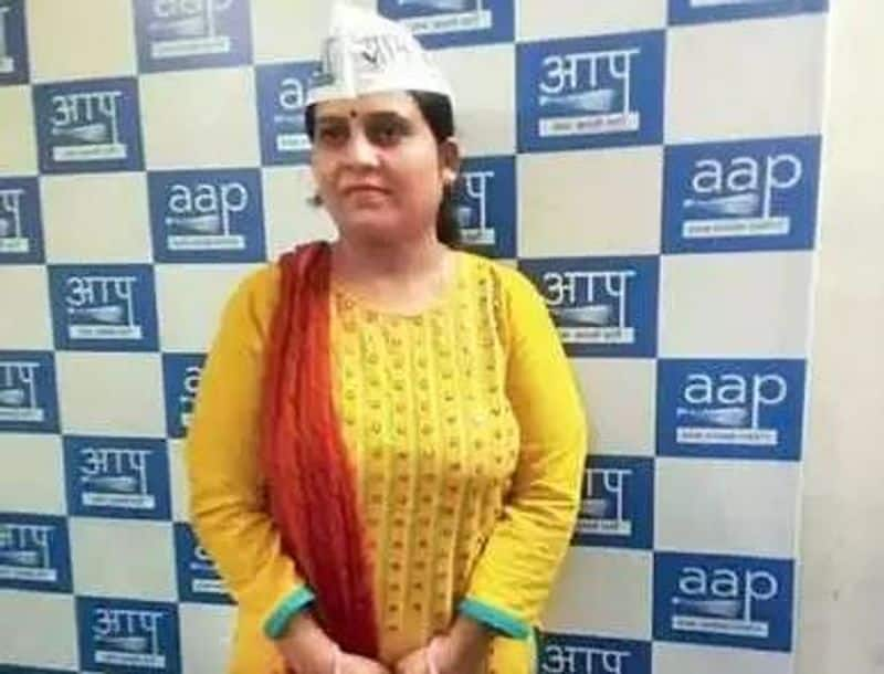 Shweta Sharma AAP candidate fails to get ten proposers nomination rejected