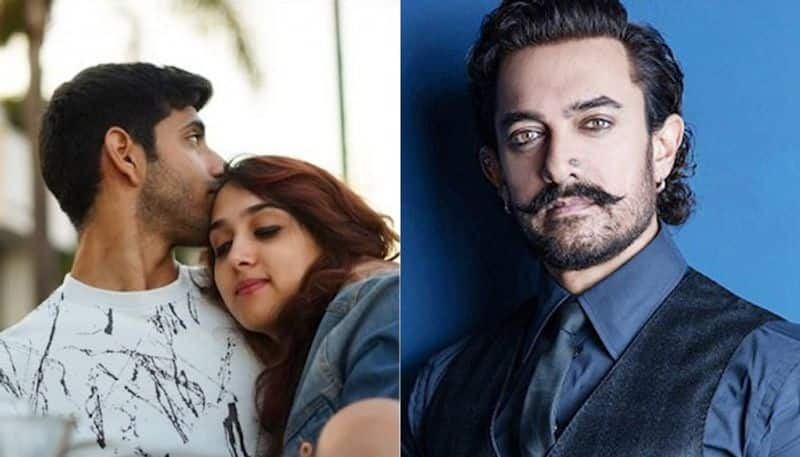 Aamir Khan's daughter Ira Khan's cozy pictures with boyfriend Mishaal Kirpalani break the internet