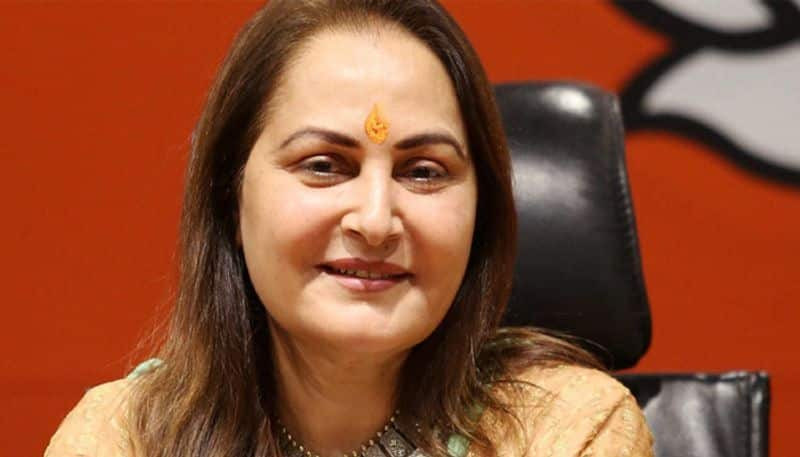 Jaya Prada hits out at Azam Khan over 'Naachne wali' jibe, says I called you brother