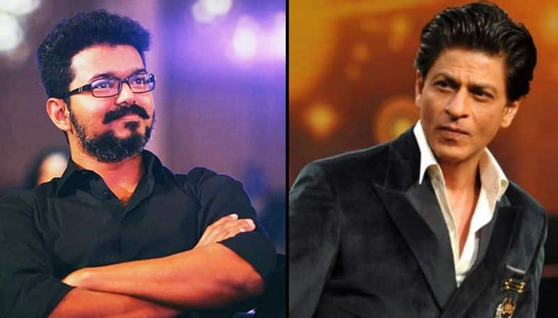 After Jackie Shroff, Shah Rukh Khan to work in Vijay's Thalapathy 63?
