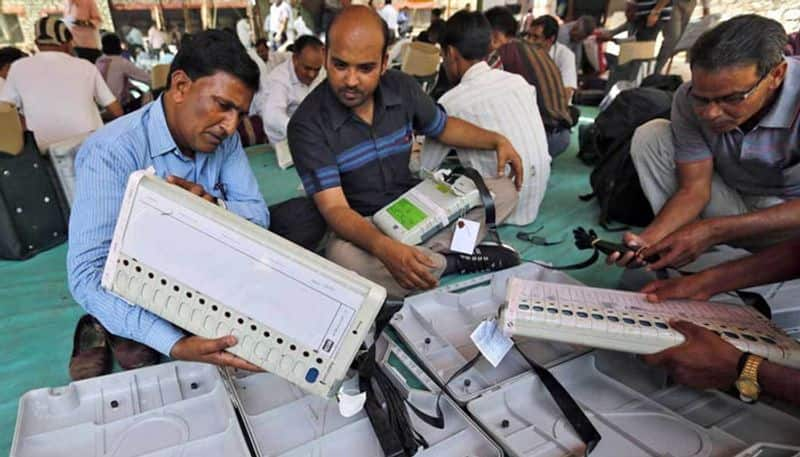 Petition in supreme court for EVM Security between Lok sabha election 2019