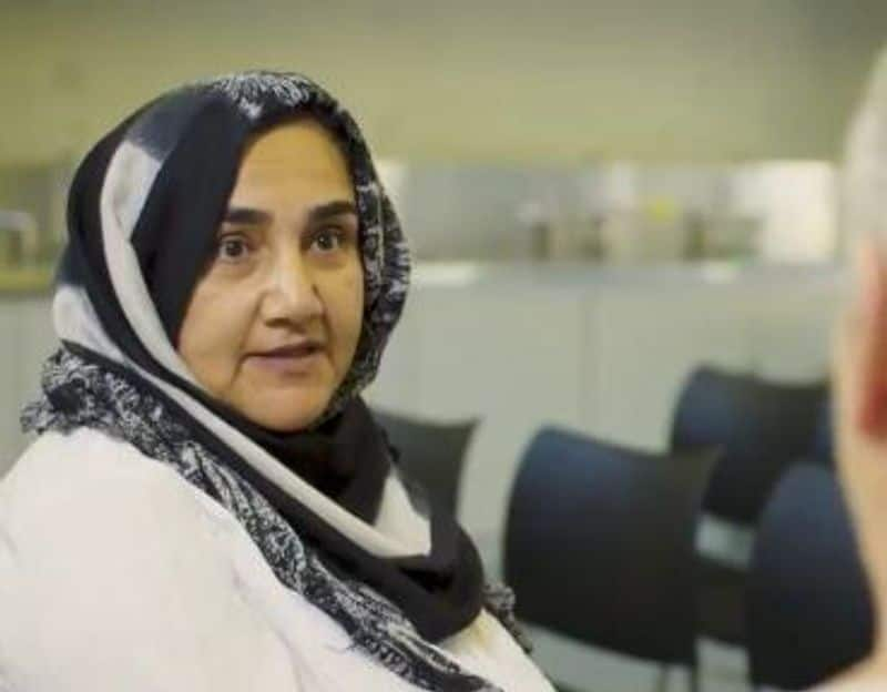 Afghan woman judge there can be no talk with Taliban