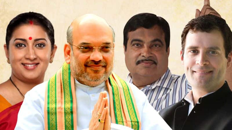 Opposition target strongholds of opponent political parties for Lok Sabha election 2019
