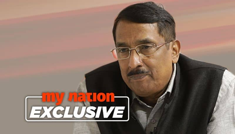 Tom Vadakkan opens up about leaving Congress and joining BJP ahead of general election 2019