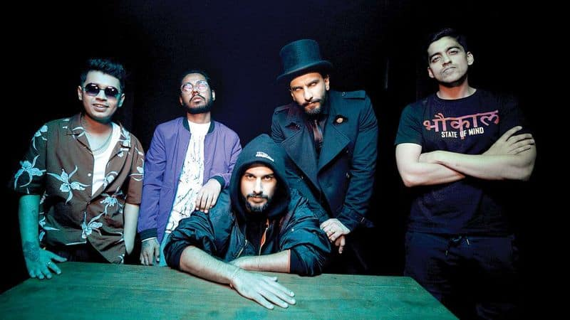 Gully Boy Ranveer Singh launches record label IncInk to encourage Indie musicians