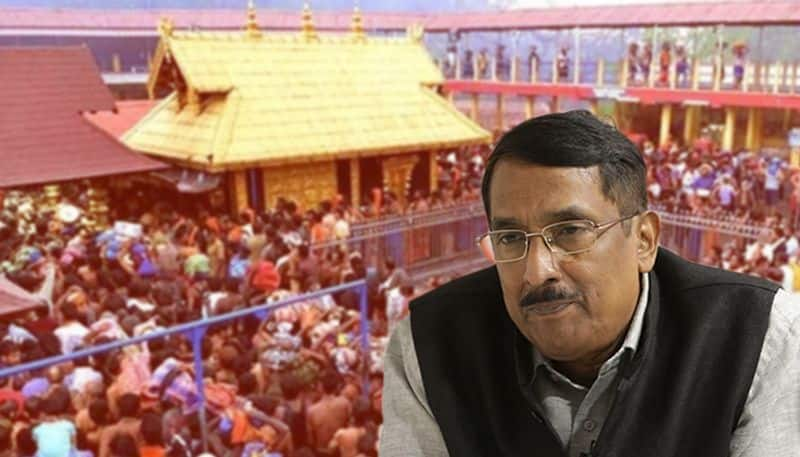 Tom Vadakkan claim, Church is against interference in Sabarimala tradition