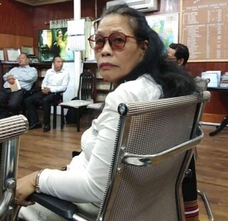 Jewish Mizo woman in electoral fray claims divine intervention