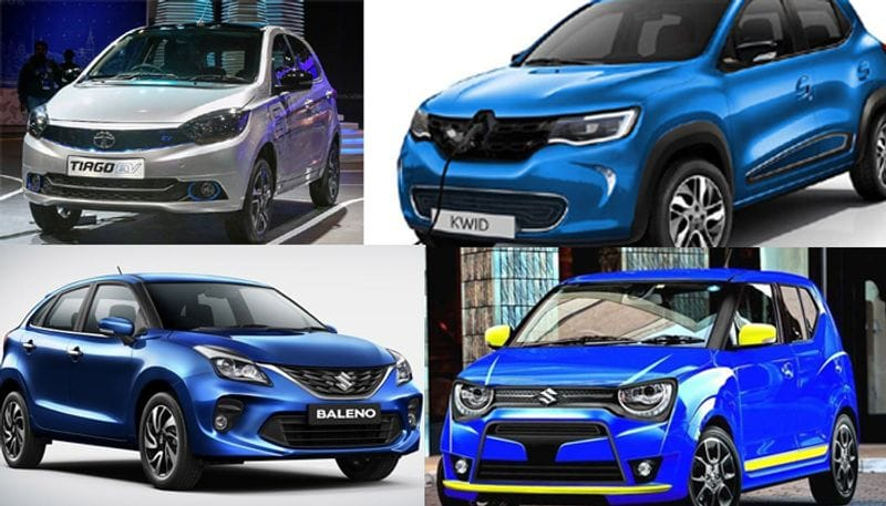 Top selling cars india in financial year 2019