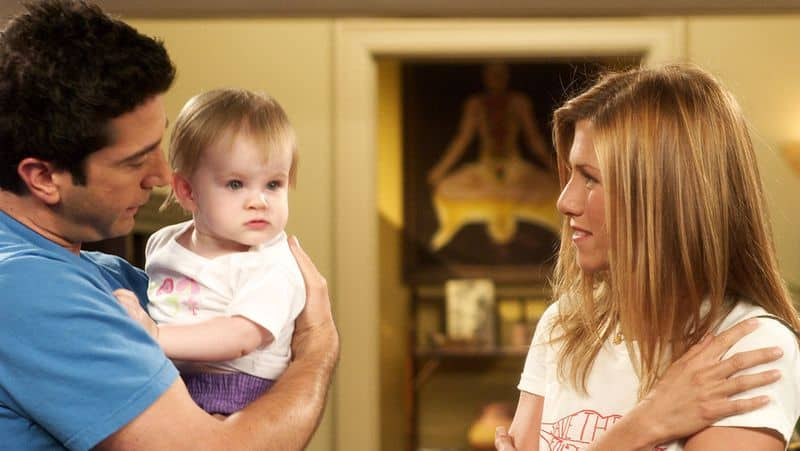 FRIENDS stars Ross and Rachel daughter Emma looks like now