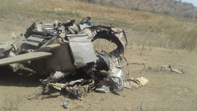 Air Force MiG-27 Fighter Jet Crashes In Rajasthan, Pilot Ejects Safely