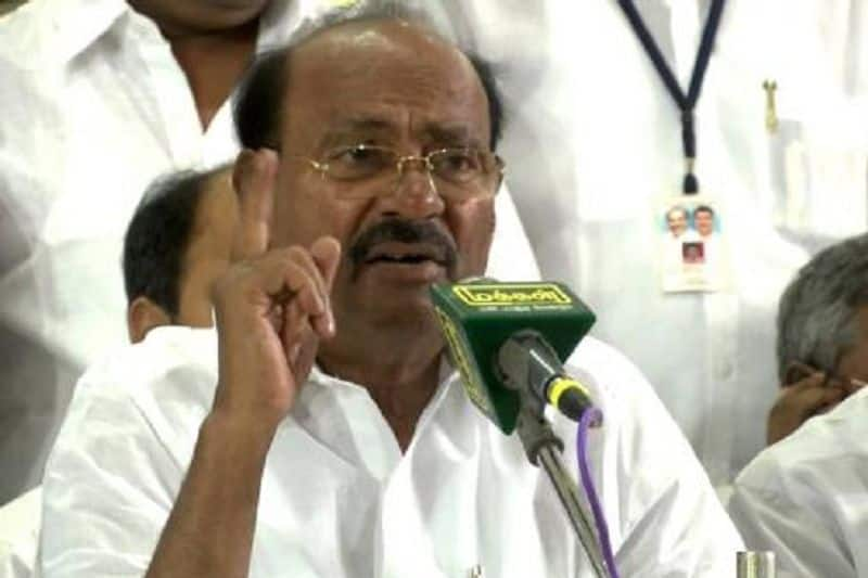 Dr Ramadoss's history Viral on VCK Whats App group