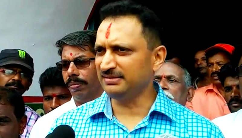 Anand Asnotikar clarifies his statement on Ananth Kumar hegde snr