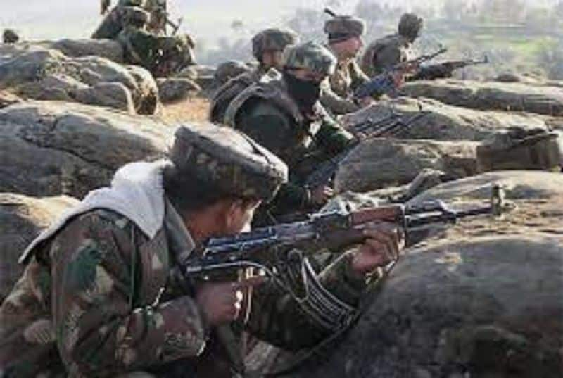 Pakistan is gathering terrorists, Indian army killed three Pak soldiers and demolished checkpoints