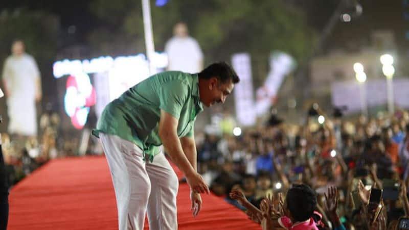 kamal speech... minister sellur raju advice