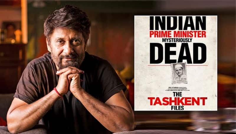 Vivek Agnihotri's The Tashkent Files lands in legal trouble