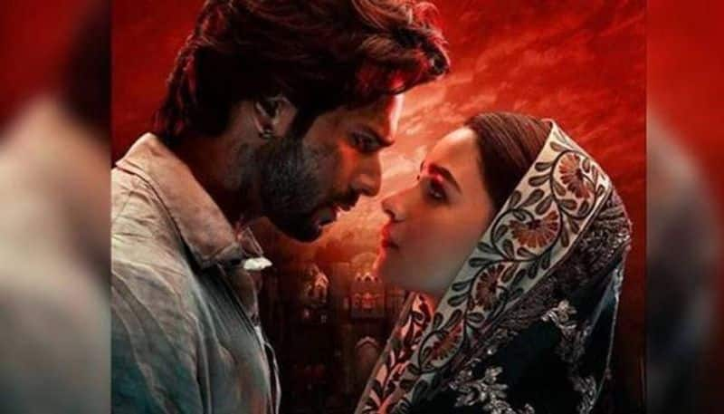 'kalank' day two box office collection, varun and alia film cross 30 crores