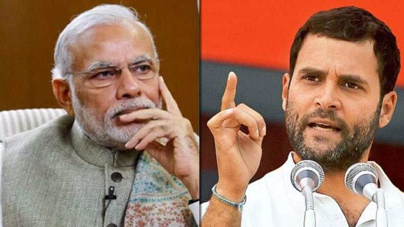 No lockdown even during the World War says Rahul Gandhi on Covid-19