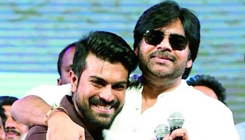 Ram Charan urges fans to vote for Pawan Kalyan's Jana Sena