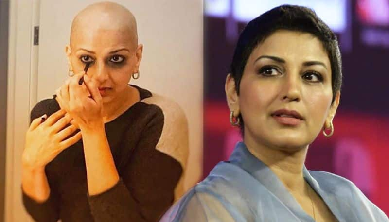 Sonali Bendre Says Cancer treatment is more painful than disease