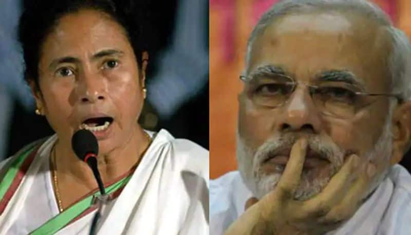 Exit poll Lok sabha election 2019 results of west Bengal can be setback for mamta didi