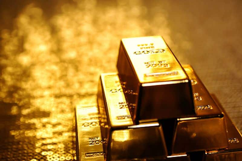 gold rate is decreased
