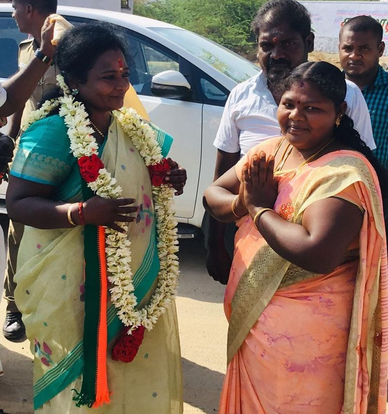 tamilisai planned to conduct health  camp in thoothukudi