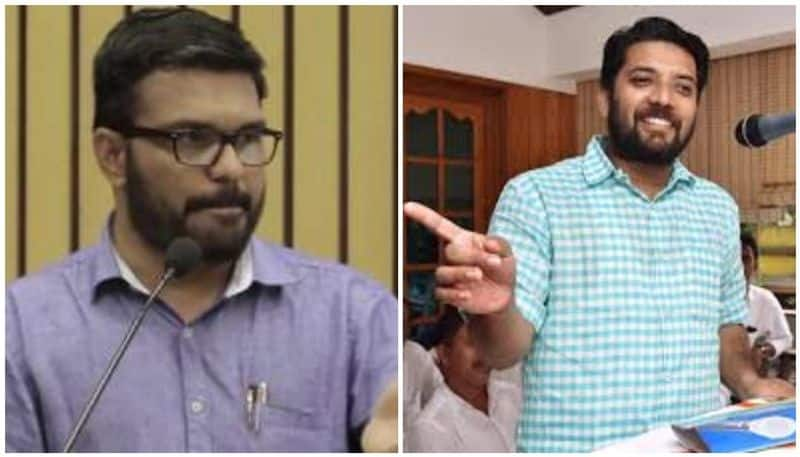 mb rajesh attacks opposition due to walayar incident