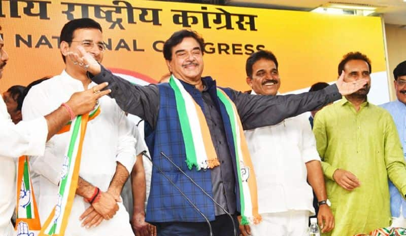 Congress give ticket to shatrughan sinha from patna sahib seat