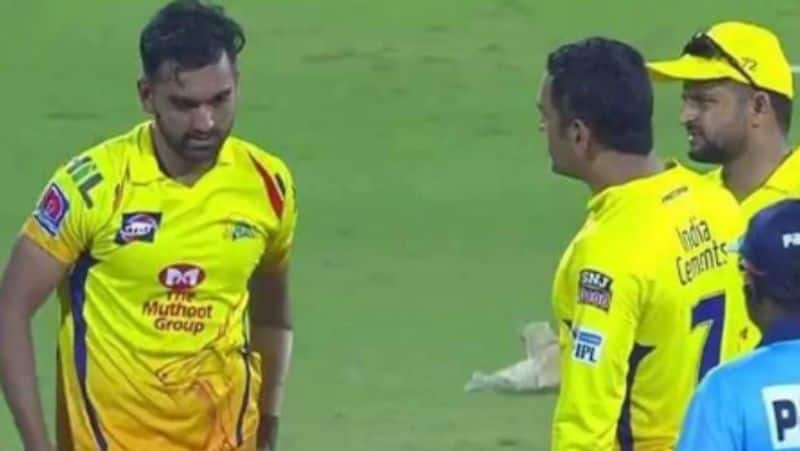 Learnt lot from MS Dhoni even after He Scolded me said Deepak Chahar