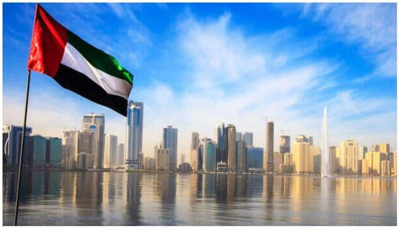 uae asked people to sing national anthem to spread positivity
