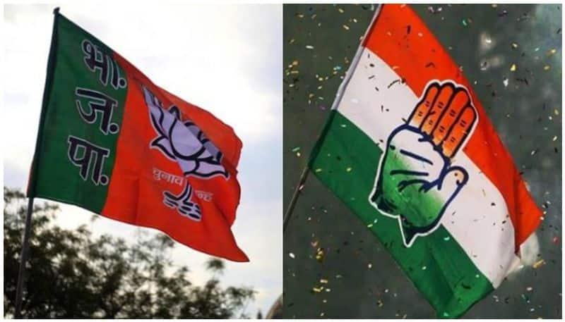 Maharashtra 4 Congress NCP legislators resign likely to join BJP