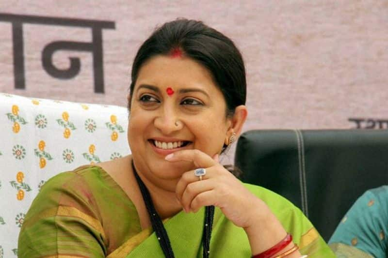 Smriti Irani asks Amethi voters offers sugar at Rs 13 a kg as deal sweetener