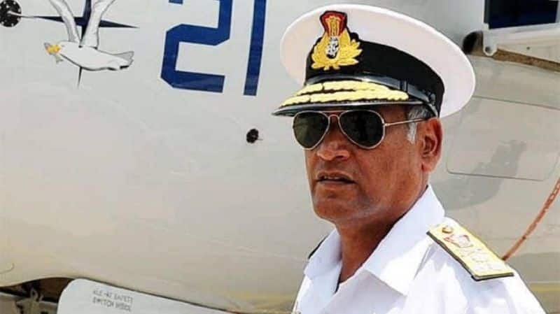 Vice admiral Bimal Verma take back his plea from tribunal to not appointed as Admiral