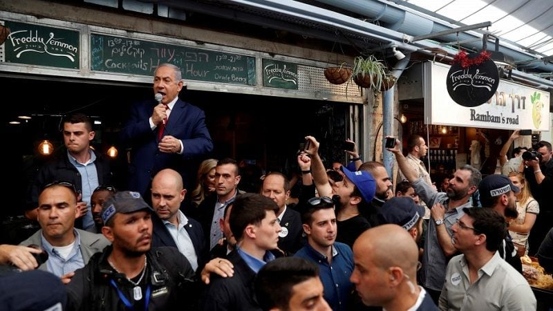 Modis election slogan Main hoon chowkidar also hit in Israel, Netanyahu himself called Mr. Security