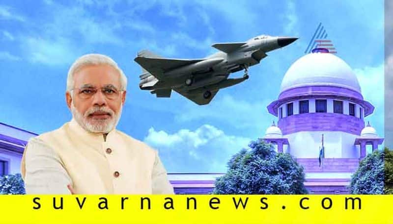 Setback For Government Supreme Court To Examine Stolen Rafale Papers