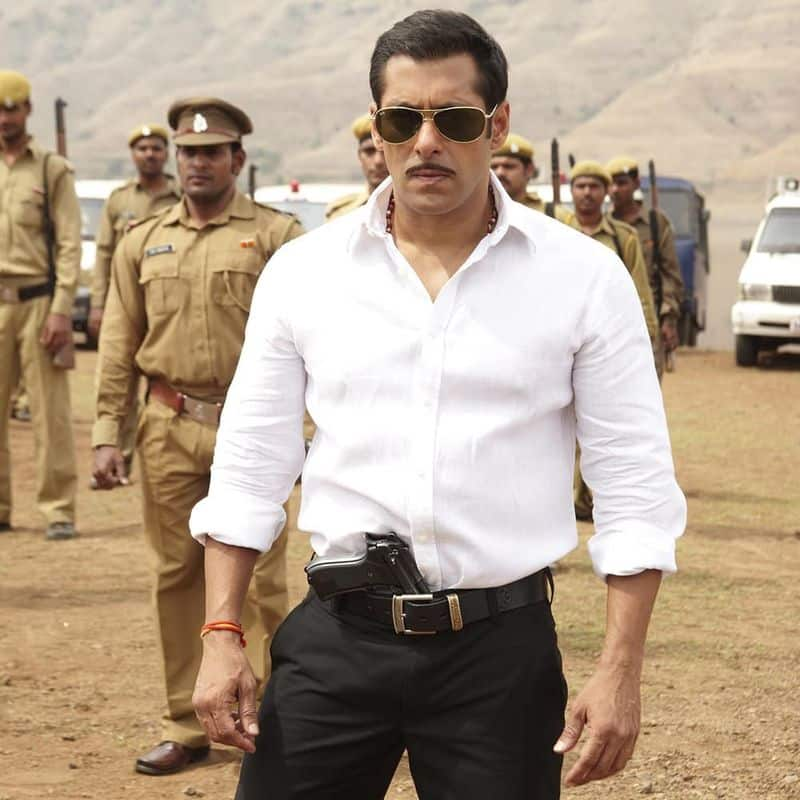 ASI issues notice to actor salman khan on removing sets for shooting of film dabangg 3