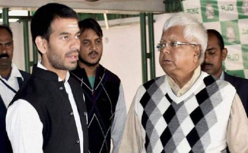 Tej Pratap Yadav will support his aide to contest election against RJD candidate