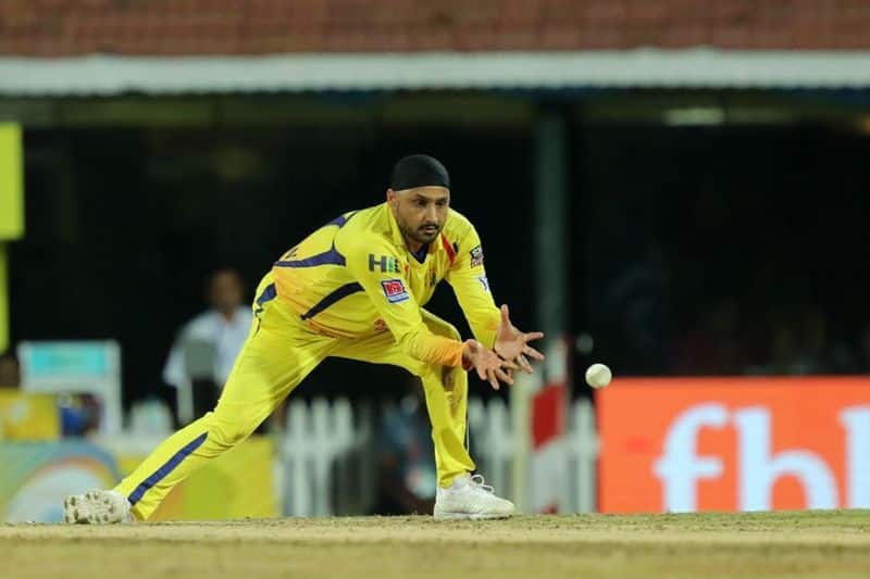 CSK cricketer Harbhajan Singh pull out of IPL 2020 due to personal reasons spb