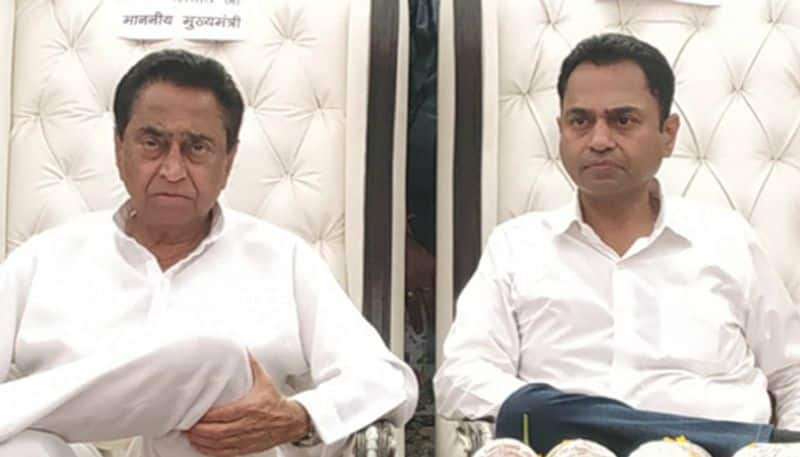 MP CM Kamal Nath and His Son Nakul Jointly Own a Fortune of Rs 784 Crore