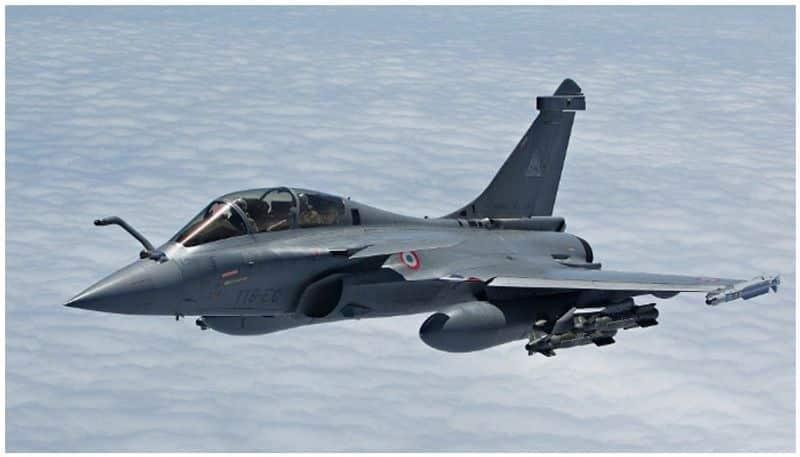 First Rafale fighter jet arrive India September French ambassador