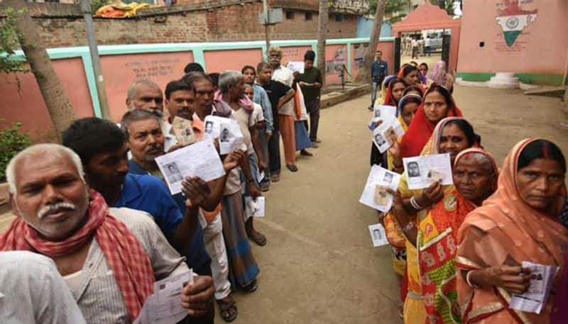 Andhra Pradesh Telangana voter turn out poll percent violence deaths recap of first phase election