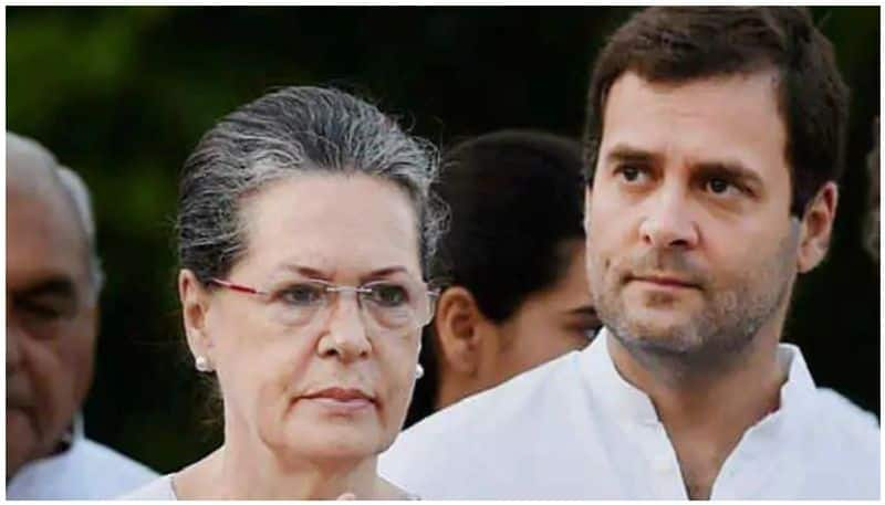 Behind the reason of sonia entry in national politics