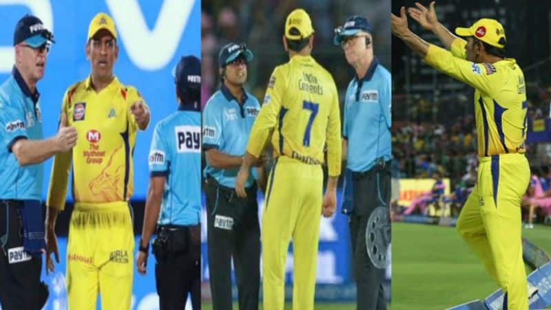 rcb skipper kohli and umesh discontent with umpires wrong decision