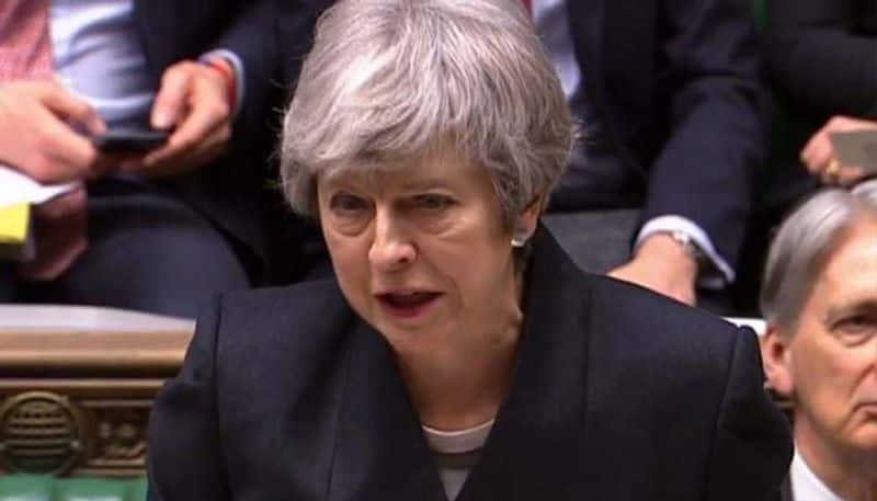 Emotional Theresa may announce resignation over brexit dispute