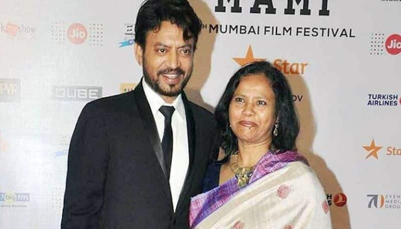 Here's what Irrfan Khan's wife Sutapa wrote about his condition
