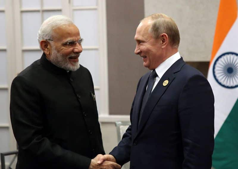 Russia to honours Prime Minister Narendra Modi with its highest award for cementing ties
