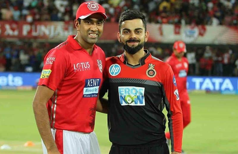 IPL 2019 RCB won the toss and elected bowling first against KXIP