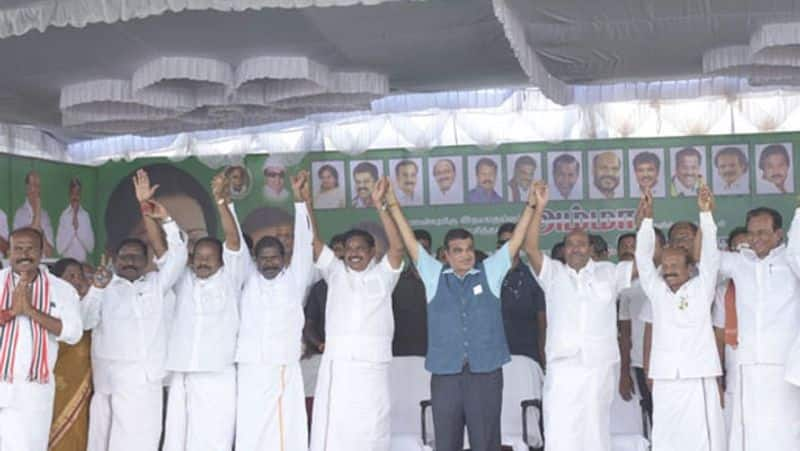 Will campaign ADMK alliance in 4 constituencies by election?