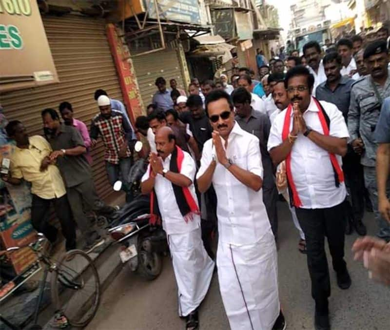 Kalaippuli dhanu Support and vote Campaign in vellore