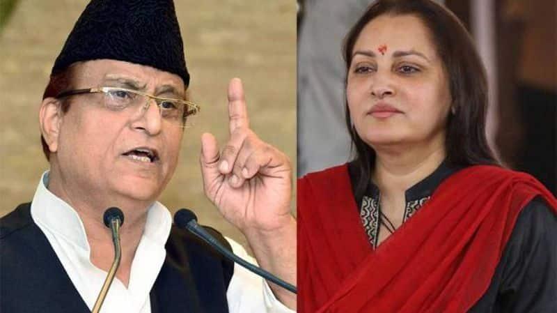 loksabha elections 2019 campaign dirty picture of politcs azam khan vs jaya prada